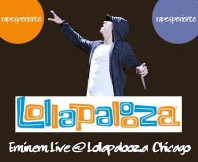 Eminem Live @ Lollapalooza Chicago