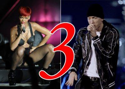 Rihanna / Eminem : nouvelle collaboration en vue ?