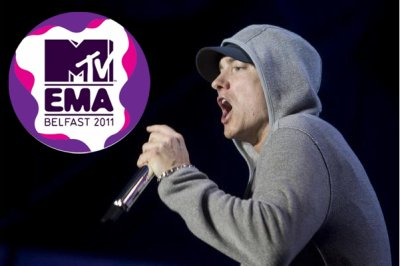 Nominations MTV EMA 2011