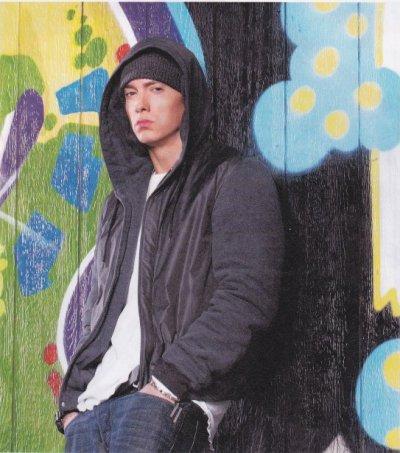 Eminem et yelawolf dans la couverture de VIBE magazine Décembre 2011