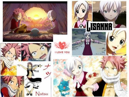Lisanna X Natsu