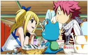Natsu et Lucy (le NaLu)