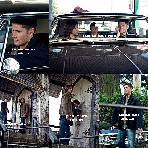 Nouvelle photo promotionnelle de Vampire Diaries. Ainsi qu'une vidéo de Paul parlant de la relation Stelena, et un teaser de cette saison 4. + Images promotionnelles du premier épisode de Supernatural, sortit hier.