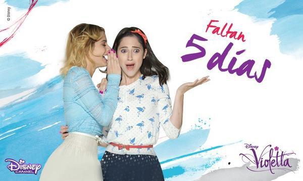 5 jours avant Violetta 3