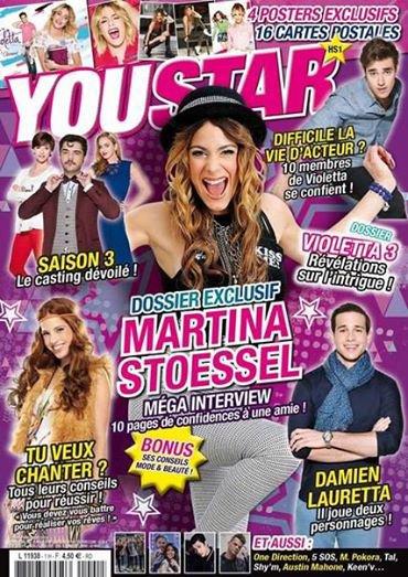 Violetta 3/Martina et.../Martina à.../Martina Danse/Youstar(Tini Stoessel)