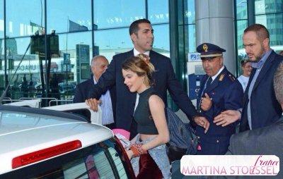 Photos aux aéroport de Buenos Aires et de Rome