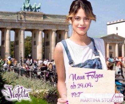 Violetta 3-Berlin-Seville