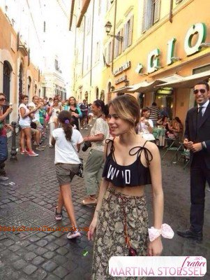 Tini à Rome+Violetta 3+Magazine