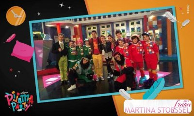 PIJAMA PARTY – BAIRES – VIOLETTA 3 – 1RES MINUTES : ÉPISODE 26