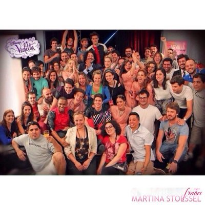 VIOLETTA 3 – EMISSION TV – DISNEY CHANNEL
