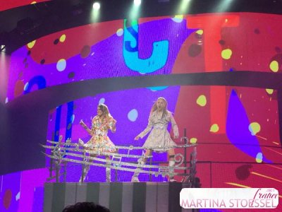 VIOLETTA LIVE PARIS – MEET&GREET – INTERVIEWS