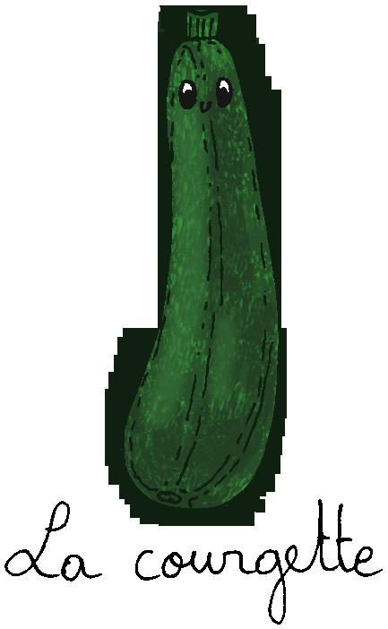 Dessins de léguuuuuuumes et fruits 1