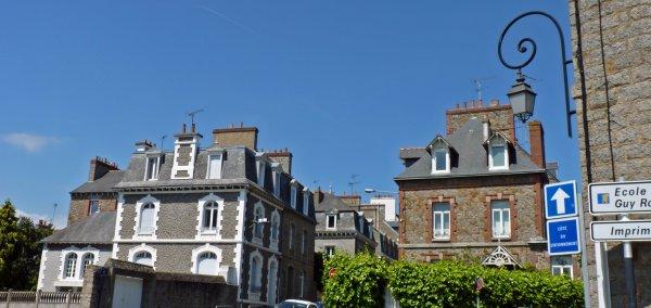 Une petite balade au soleil de Saint-Brieuc...