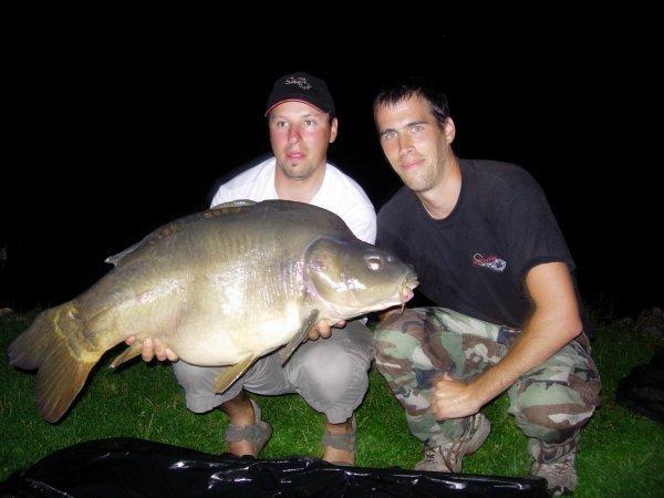 Voici quelque poisson pris à l'enduro des bretonnières le 18 août.
