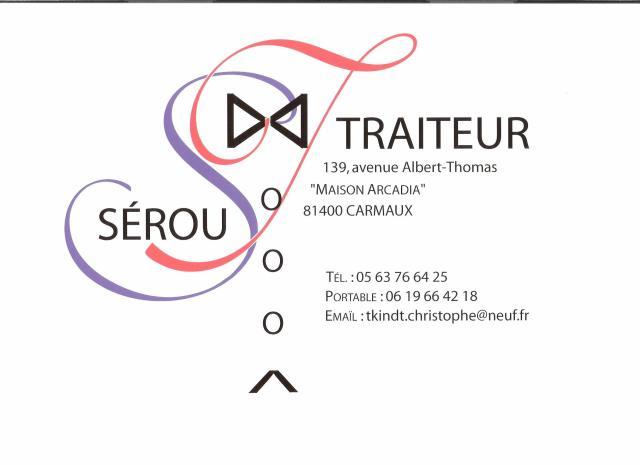 Sérou- Traiteur