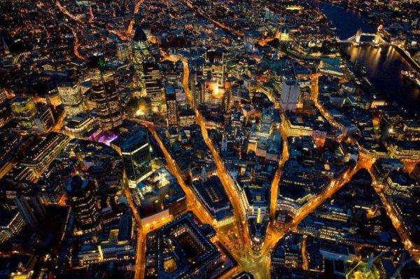 Londres, juste un coup de foudre !!!