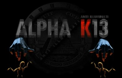 Alpha k13 - Anti_illuminati (2011)