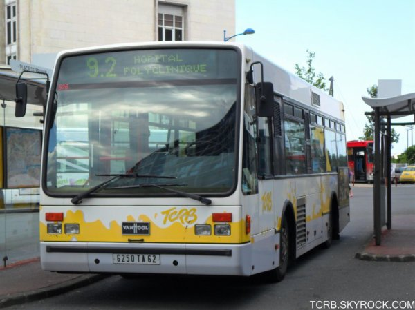 bus 526 tcrb