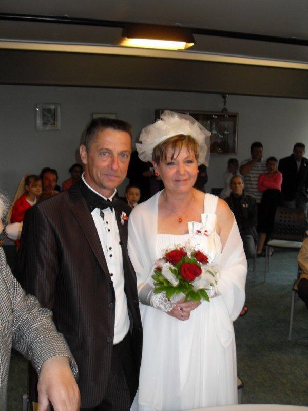 Mon mariage le 1er Juin 2013
