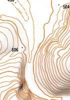 Les cartes topographiques