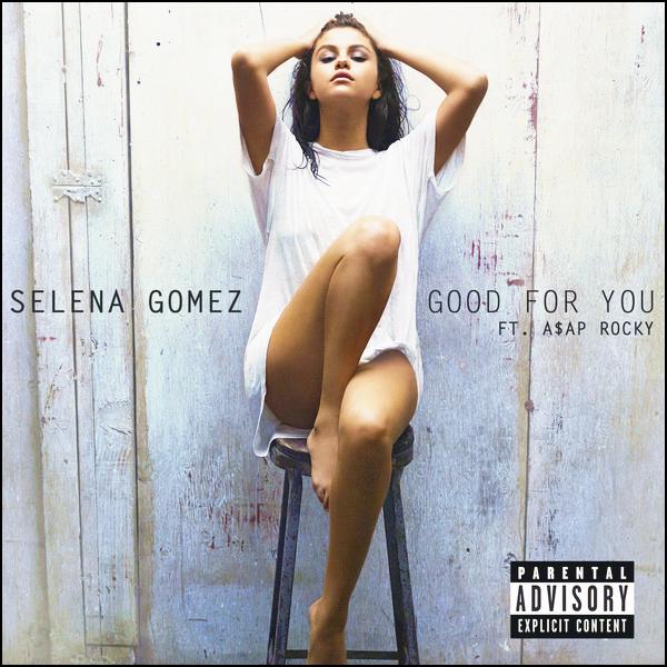 ›Découvrez la pochette du prochain single de Selena G. & A$AP Rocky : «Good For You»!