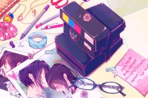 Les différentes pensées entre une personne normal, et un otaku...