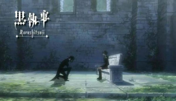 Black Butler, alias Kuroshitsuji