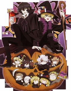 ~ ハッピー ハロウィーン!~ Joyeux Halloween ! ~