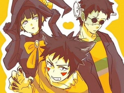 Naruto Halloween