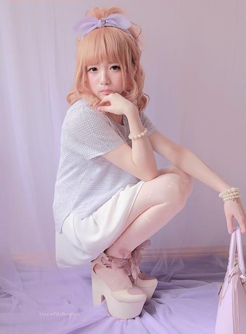 Kawaii fashion japan