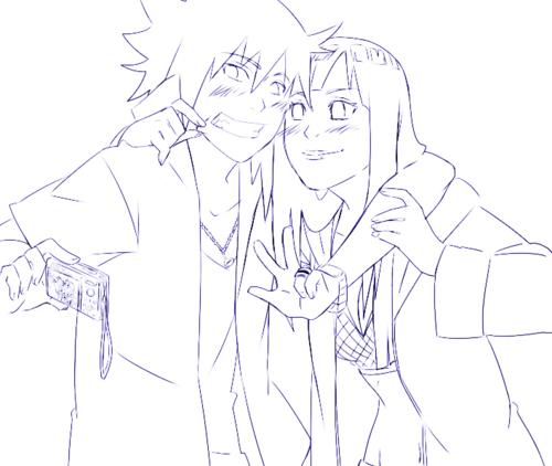 Hinata/Sasuke