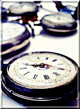 >  Il y a deux sortes de temps : y a le temps qui attend et le temps qui espère.