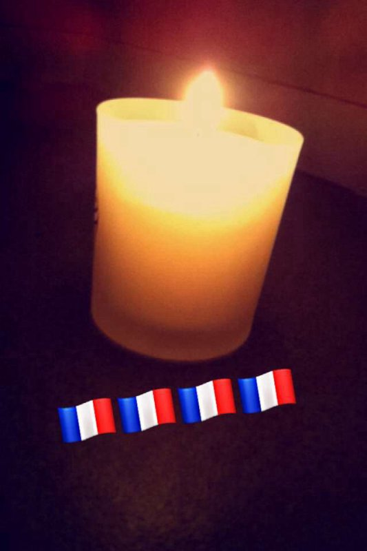 # Pray for Paris