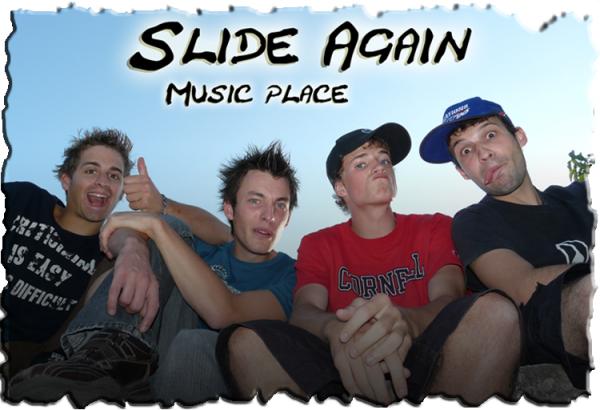 4] Slide Again  ♥
