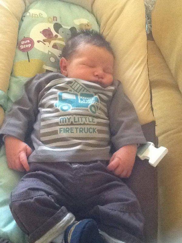 mon petit ange Allan