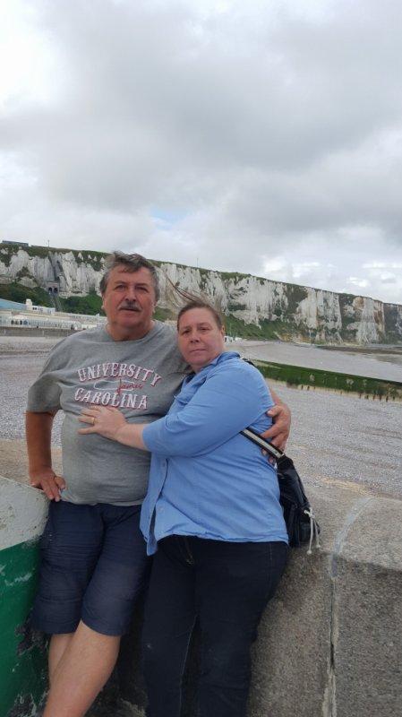 moi et mon homme en vacances