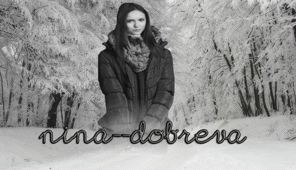 Nina--dobreva