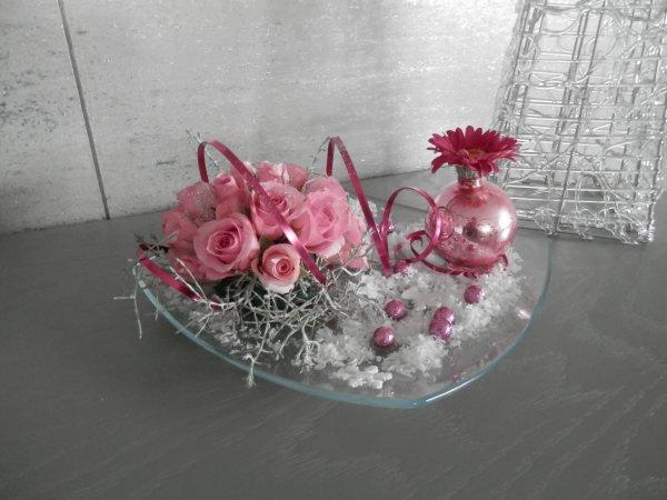 ma compo du dimanche tout en rose