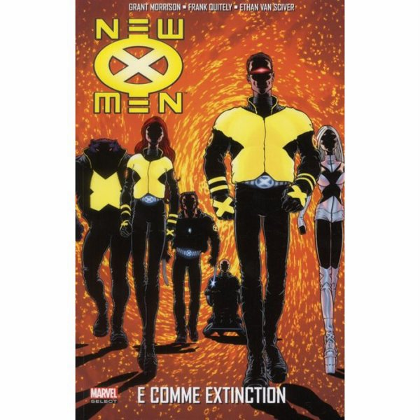 New X-Men : E comme Extinction
