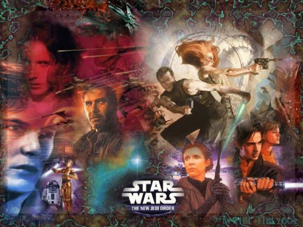 Le Nouvel Ordre Jedi  (Saga)