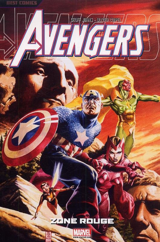 Avengers - Zone Rouge