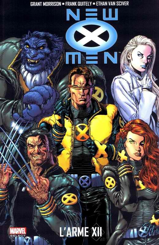 New X-Men - Arme XII