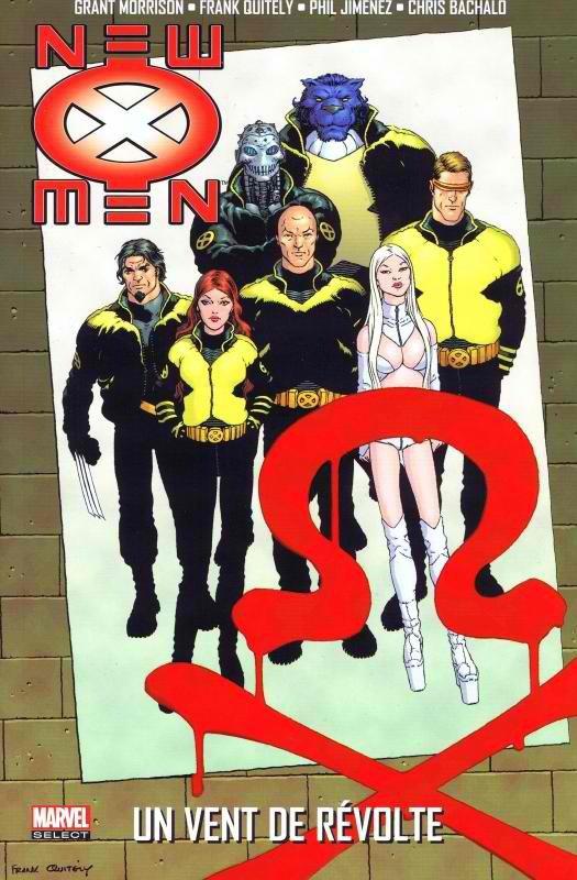 New X-Men - Un vent de Revolte