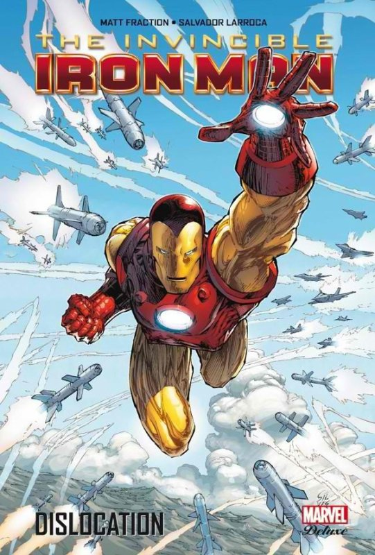 Invincible Iron Man -T2 : Dislocation