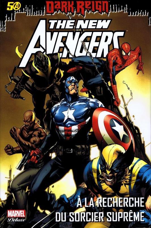 New Avengers T6 : A la recherche du Sorcier Suprème