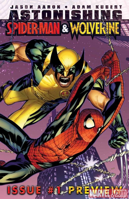Ashtonishing Spider-Man & Wolverine