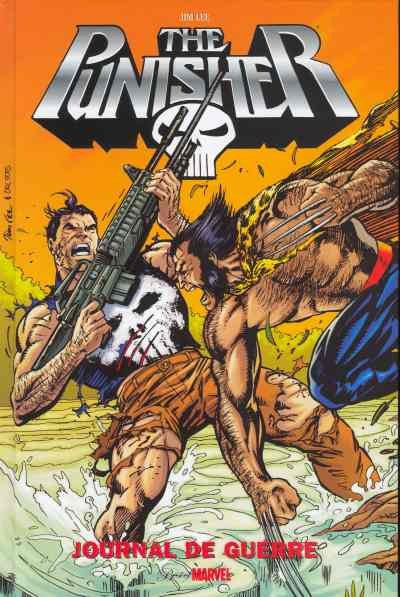 Punisher - Jounral de Guerre