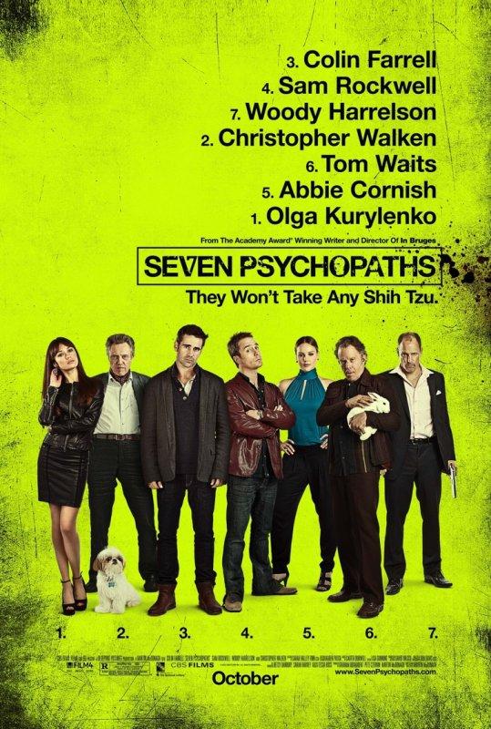 7 Psychopates