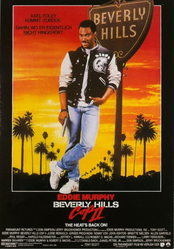 Le Flic de Berverly Hills 2