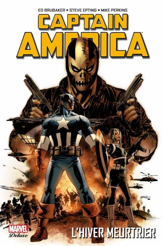 Captain America - l'Hiver Meurtrier